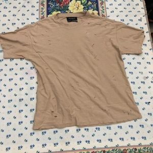 Ripped up pacsun tee